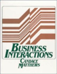 9780131008762: Business Interactions
