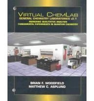 Virtual ChemLab for General Chemistry v.2.0: Brian F. Woodfield,