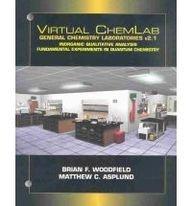 9780131010741: Virtual ChemLab for General Chemistry v.2.0
