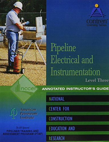 9780131010833: Pipeline Electrical & Instrumentation Level 3 Instructor's Guide, Perfect Bound