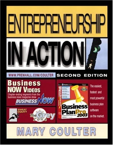 9780131011014: Entrepreneurship in Action (2nd Edition)