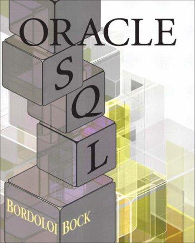 9780131011380: Oracle SQL