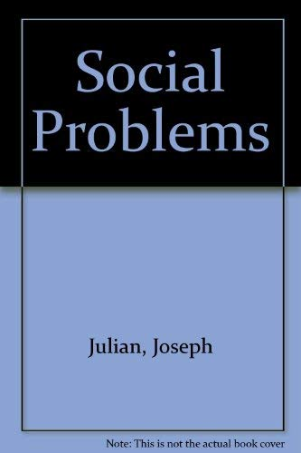 9780131011489: Social Problems