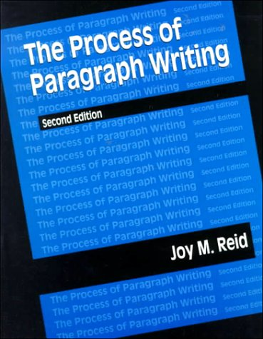9780131012059: Process of Paragraph Writing, The