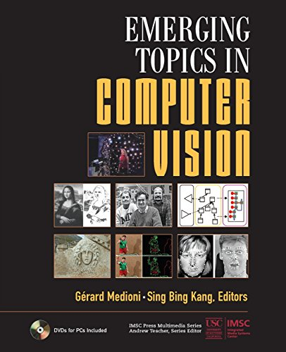 9780131013667: Emerging Topics in Computer Vision