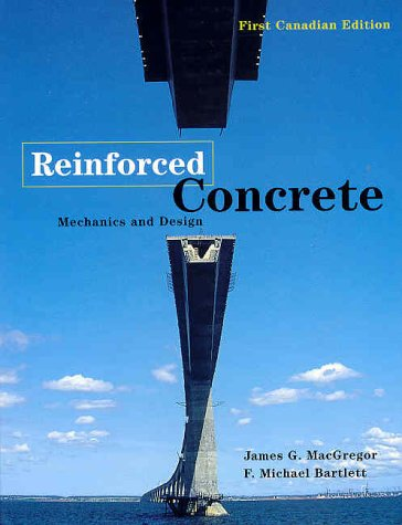 9780131014039: Reinforced Concrete: Mechanism and Design (Canadian Edition)