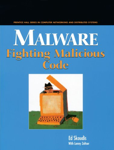 9780131014053: Malware: Fighting Malicious Code (Prentice Hall Series in Computer Networking and Distributed Systems)