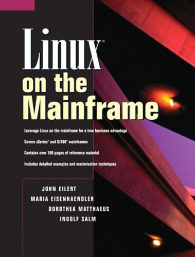 9780131014152: Linux on the Mainframe