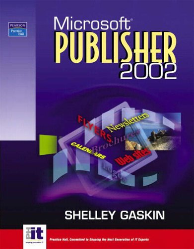 9780131014671: Microsoft Publisher 2002