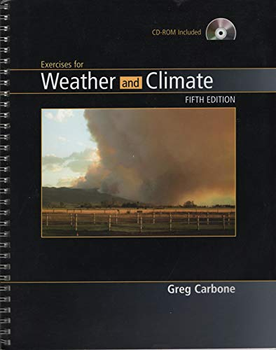 9780131015111: Exercises for Weather and Climate, Fifth Edition