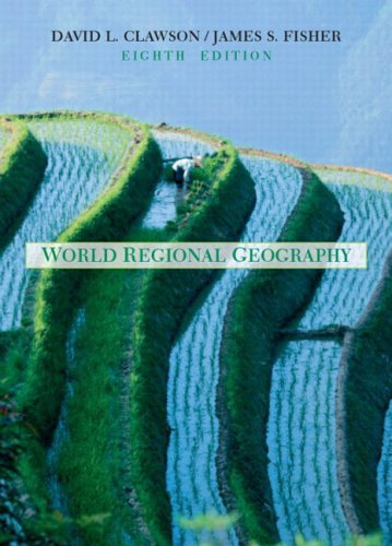9780131015326: World Regional Geography: A Development Approach, Eighth Edition
