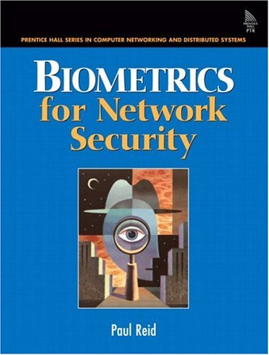 9780131015494: Biometrics and Network Security (Prentice Hall Series in Computer Networking and Distributed)