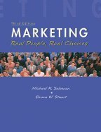 9780131016378: Marketing: Solomon Study Guide: Real People, Real Choices