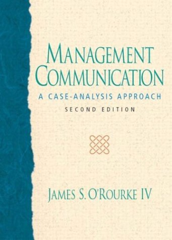 9780131016446: Management Communication, Second Edition