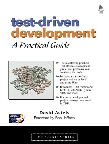 9780131016491: Test-Driven Development: A Practical Guide: A Practical Guide