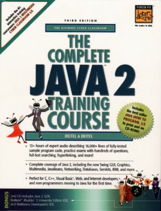 9780131017665: Complete Java Training Course (5th Edition)