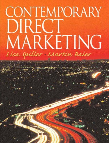 9780131017702: Contemporary Direct Marketing