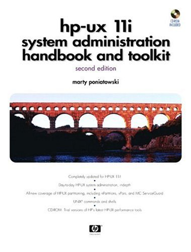9780131018839: HP-UX 11i Systems Administration Handbook and Toolkit