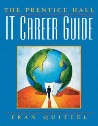 9780131019331: Prentice Hall IT Career Guide