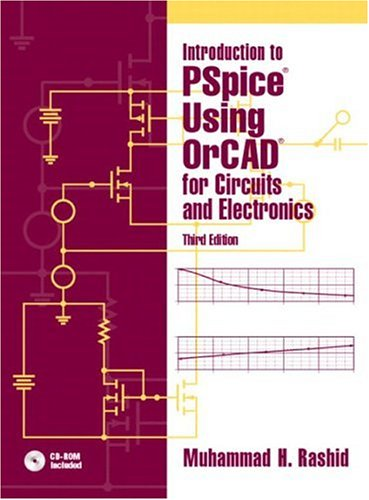 9780131019881: Introduction to PSpice Using OrCAD for Circuits and Electronics