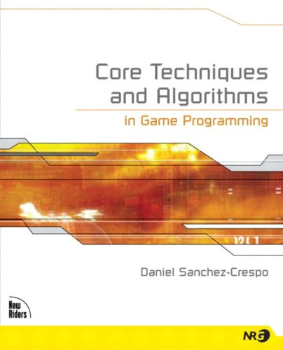 9780131020092: Core Techniques and Algorithms in Game Programming