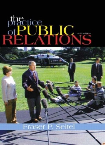 9780131020252: The Practice of Public Relations, Ninth Edition