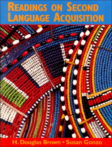 9780131022607: Readings on Second Language Acquisition