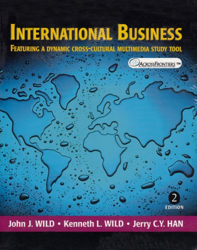 9780131024113: International Business and Access Code Card (2nd Edition)