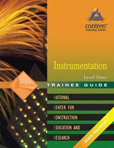 9780131026049: Instrumentation Level 3 Trainee Guide