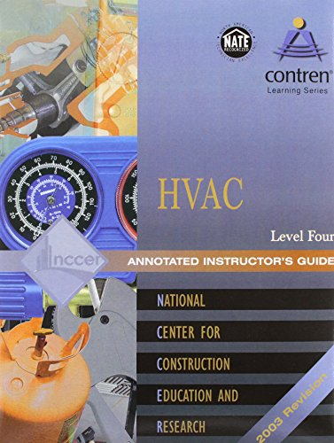 9780131026148: Hvac 2003: Annotated Instructors Guide