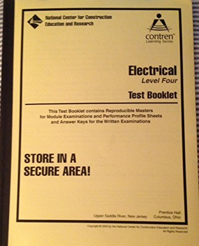 9780131027275: Electrical: Annotated Instructor's Guide Level 4