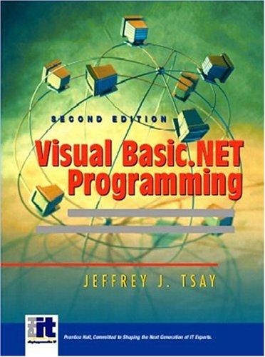 9780131027978: Visual Basic.Net Programming (2nd Edition)