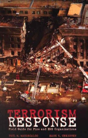 9780131028623: Terrorism Response: Pocket Field Guide for Fire and Ems Organizations