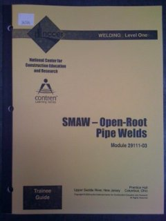 9780131032095: 29111-03 SMAW - Open-root Pipe Welds TG