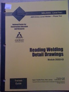 9780131032231: 29202-03 Reading Welding Detail Drawings TG