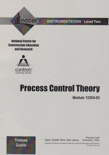 9780131032675: 12204-03 Process Control Theory TG