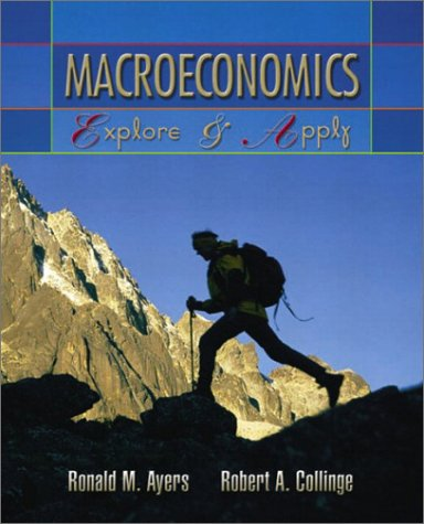 9780131036109: Macroeconomics: Explore and Apply and Companion Website PLUS