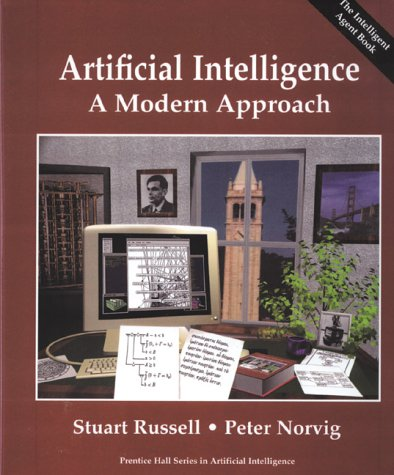 9780131038059: Artificial Intelligence: A Modern Approach (Prentice Hall Series in Artificial Intelligence)