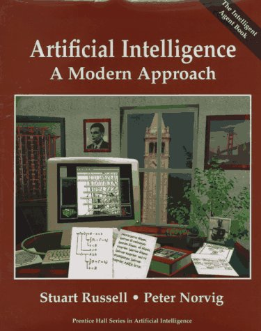 9780131038059: Artificial Intelligence: A Modern Approach