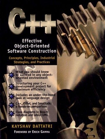 9780131041189: C++: Effective Object Orientated Construction - Concepts, Principles, Industrial Strategies and Practices