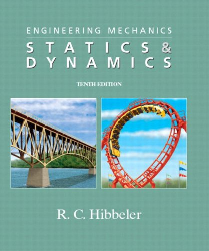 9780131046245: Engineering Mechanics: Statics & Dynamics, 10th Edition