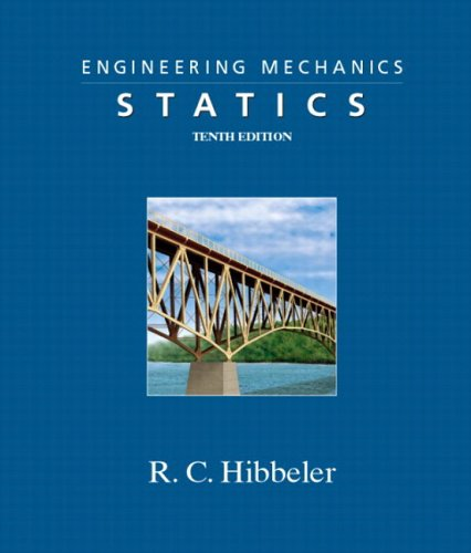 9780131046351: Engineering Mechanics-Statics and Study Pack FBD WB Package (10th Edition)