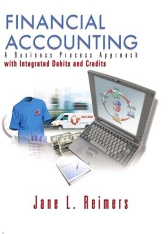9780131049123: Financial Accounting Integrated, ( Revised): A Business Process Approach with Integrated Debits and Credits and Pier 1 Package