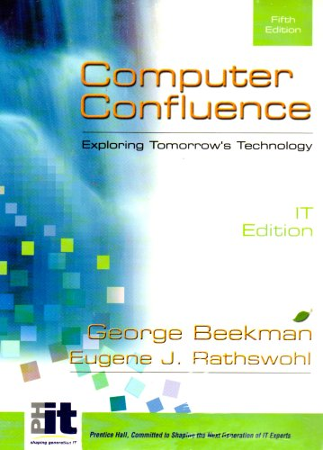 9780131051898: Computer Confluence It Edition and CD 5.
