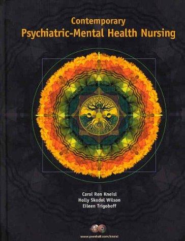 9780131055346: Contemporary Psychiatric-mental Health Nursing And Mental Health Nursing 5e, Value Pack