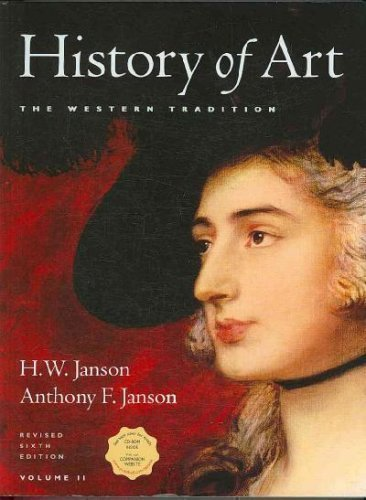 9780131056824: History of Art Vol. II, Revised w/CD-ROM & ArtNotes Vol. II Package (6th Edition)