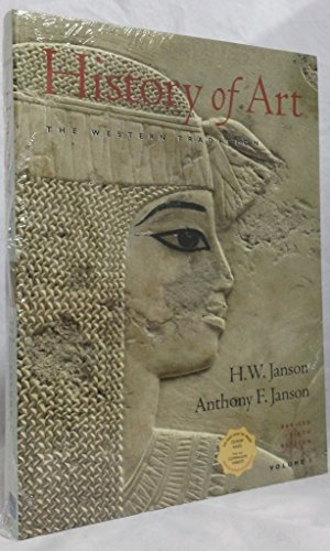 9780131056848: History of Art Vol. I, Revised w/CD-ROM & ArtNotes, Vol. I Package (6th Edition)