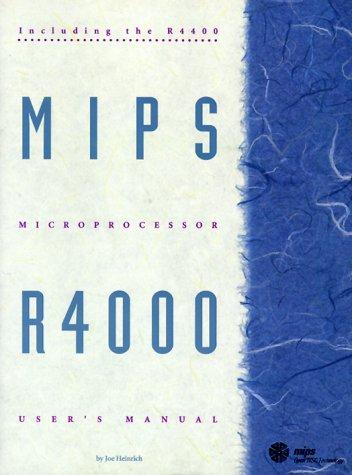 9780131059252: Mips R4000 User's Manual