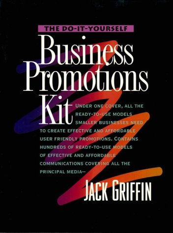 9780131060067: The Do-it-Yourself Business Promotions Kit