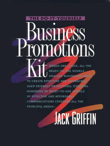 9780131060142: The Do-it-Yourself Business Promotions Kit